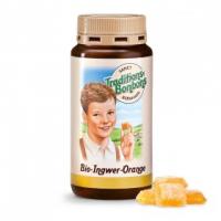 Tradičné cukríky zázvor-pomaranč