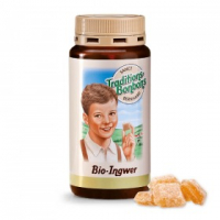 Tradičné cukríky - organický zázvor