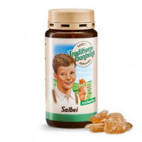 Tradičné cukríky šalvia bez cukru