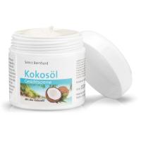 Pleťový krém s kokosovým olejom