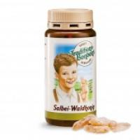 Tradičné cukríky šalvia - lesný med 170g