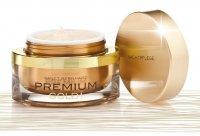 Nočný krém na vrásky exkluziv Premium Gold! 50ml