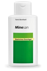 Sprchový gél na podráždenú pokožku MINESAN 250ml