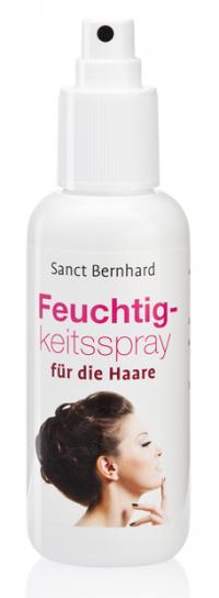 Hydratačný sprej na vlasy bylinný 125ml