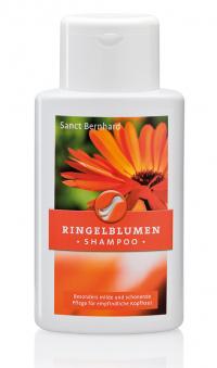 Šampón nechtíkový na citlivú pokožku a mastné vlasy, 500ml