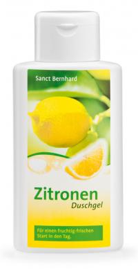 Sprchový gél s citrónovým olejom, osviežujúci 250ml