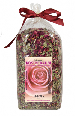 čaj ružový sen