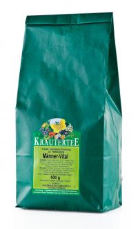 VITAL Man - bylinkový čaj pre mužov sypaný, 500g