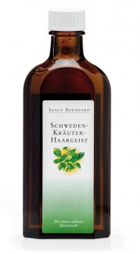 Vlasové tonikum na posilnenie vlasov - švédske bylinné, 150ml