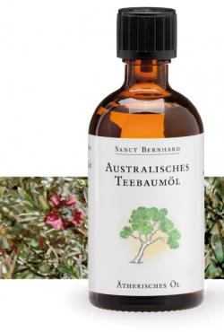 Olej z čajovníka austrálskeho 100 ml, 100% čistý éterický olej