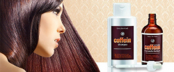 Set proti vypadávaniu vlasov, TONIKUM proti vypadávaniu vlasov s kofeínom 100ml+Šampón proti vypadávaniu vlasov s kofeínom 250ml