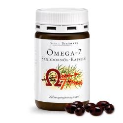 Rakytníkový olej omega7 - kapsule, 100tbl.
