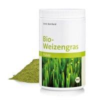 Mladá zelená pšenica BIO - prášok