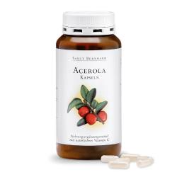 Vitamín C- prírodný z Aceroly / 300Kps