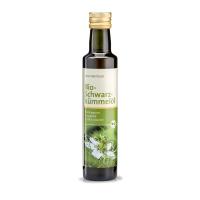 Prírodný olej z čiernej rasce za studena lisovaný - Egyptský 250 ml
