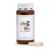 Vitamíny A – Z  50 + / 150Kps