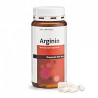 Arginín (L-Arginín) 150 kps 500 mg
