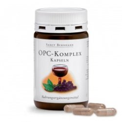 OPC BIO Komplex RESVERATROL pre zdravé srdce / 90Kps