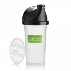 Shaker 500ml plastový, priesvitný